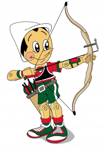 Trofeo Pinocchio fase estiva @ 1^ Comp.Arc.Città  di Firenze Ugo di Toscana A.S.D. | Mantignano | Toscana | Italia