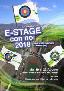 E-Stage stage giovanile @ Camerino (MC)